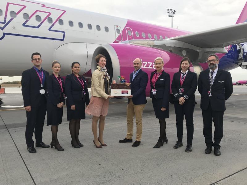 36cd01717cc7 Indulnak a Wizz Air legújabb járatai Budapestről