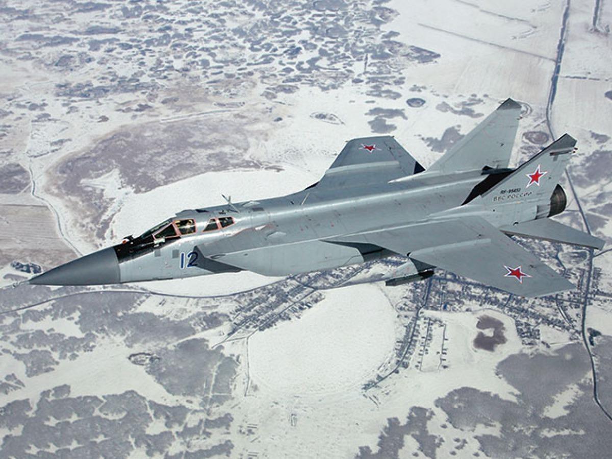 8b6718a5cc A sarkvidék lovagja - Az örökifjú MiG-31 - JETfly
